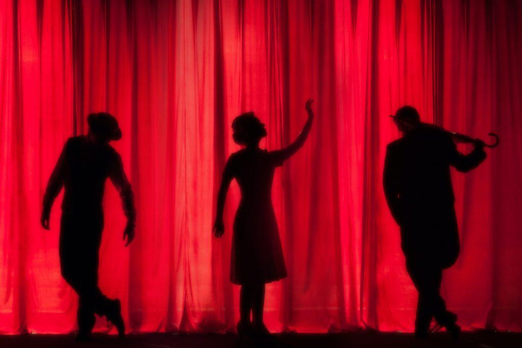 acting stage theatre